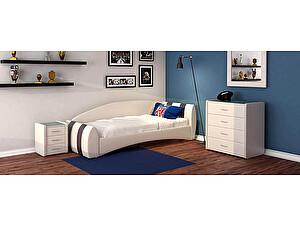 Купить кровать Moon Trade Кальвет (правая) Модель 386