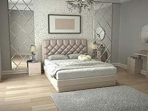 Купить кровать Toris Юма Венето 160х200