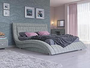 Купить кровать Орма - Мебель Атлантико с подъемным механизмом (ткань бентлей)