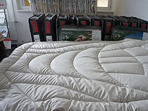 Купить одеяло Hefel Diamond Royal Medium, легкое 180х200