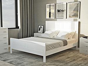 Кровать Райтон Dakota-М сосна (белый, слоновая кость)