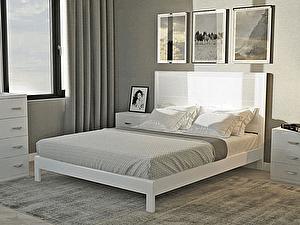 Кровать Райтон Dakota-M-тахта сосна (белый, слоновая кость)