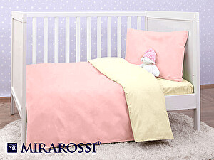 Детское постельное белье Mirarossi Pinkie