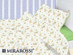 Детское постельное белье Mirarossi Orsetto green