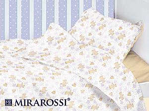 Детское постельное белье Mirarossi Orsetto beige