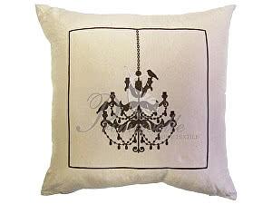 Декоративная подушка Primavelle Птичка на люстре