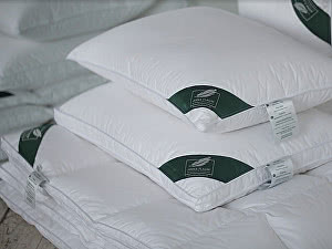 Купить подушку Anna Flaum Perle, упругая 50х70 см