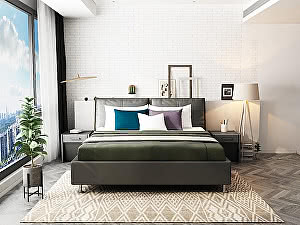 Купить кровать IQ Bed Hamburg