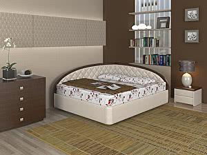 Купить кровать Toris Атриа Тинто левое 140х190