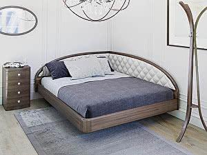 Купить кровать Toris Мати Тинто правое 140х190
