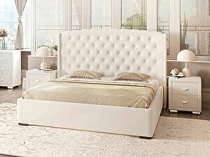 Купить кровать Орма - Мебель Dario Slim Lite (ткань бентлей) 140х200