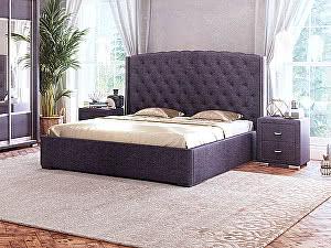 Купить кровать Орма - Мебель Dario Slim (экокожа цвета люкс) 140х200