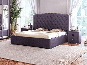 Купить кровать Орма - Мебель Dario Slim (ткань бентлей) 140х200
