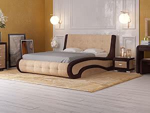 Купить кровать Орма - Мебель Leonardo с подъемным механизмом (экокожа)