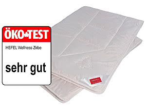 Одеяло JH Wellness Zirbe GD, всесезонное