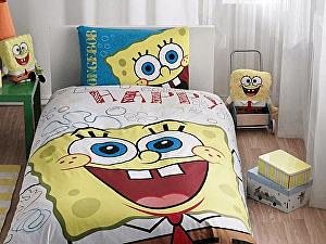 Постельное белье Sponge Bob Happy