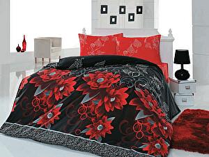 Постельное белье Cotton Life Casablanca (70х70 см), красный