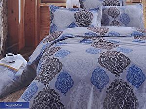 Купить комплект Cotton life Persia (70х70 см), голубой