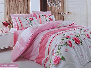 Постельное белье Cotton Life Rosa (70х70 см), розовый