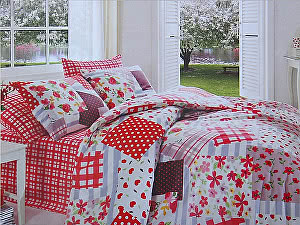 Постельное белье Cotton Life Patchwork (70х70 см)