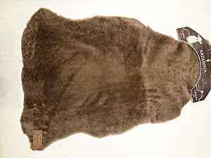 Шкура KAZANOV.A. овчина, капучино