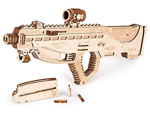 Купить конструктор Wood Trick Штурмовая винтовка USG-2