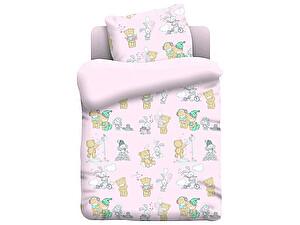 Постельное белье в детскую кроватку Непоседа Тедди