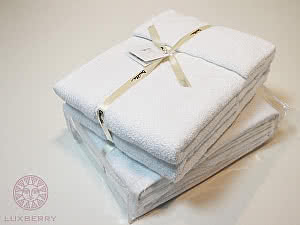 Купить полотенце Luxberry baht&co, 30x50 см
