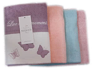 Купить полотенце Maison d'Or Monique Butterfly 85х150 см