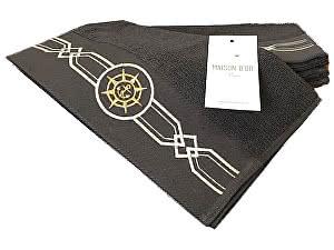 Купить полотенце Maison d'Or Eleganze Marin 50х100 см