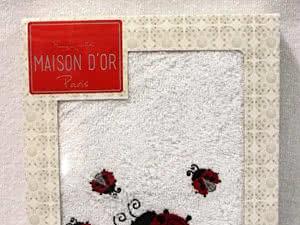 Купить полотенце Maison d'Or Ladybug 50х90 см в коробке