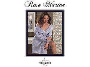 Купить халат Maison d'Or Rose Marine женский
