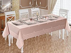 Купить скатерть Maison d'Or Katlamali с салфетками 160х270