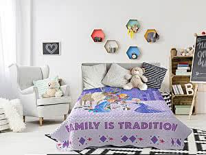 Купить плед Праймтекс Disney Family is tradition