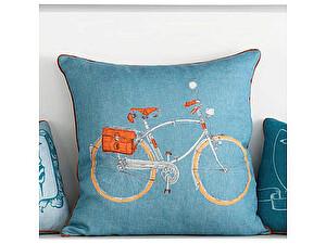 Купить подушку Trussardi Velodromo Azur 60х60 декоративная