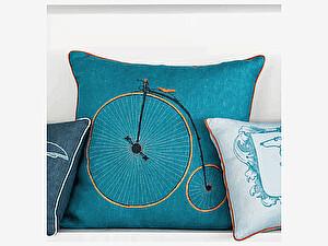 Купить подушку Trussardi Velodromo Blue 60х60 декоративная