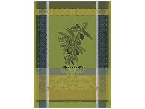 Купить полотенце Garnier-Thiebaut Les Herbes Olivier Vert