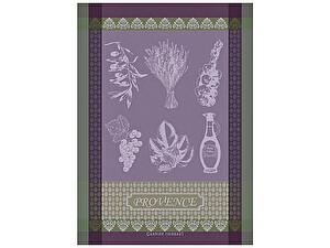 Купить полотенце Garnier-Thiebaut Les Herbes Lavande