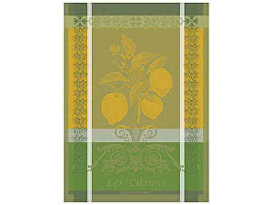Купить полотенце Garnier-Thiebaut Le Jardin Citrons