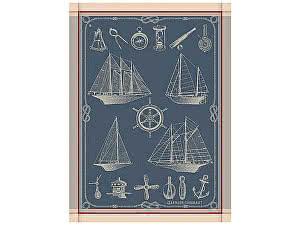 Купить полотенце Garnier-Thiebaut Bretagne Bateaux