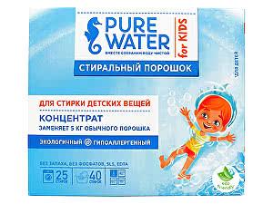 Купить порошок Pure Water Порошок для детского белья (800 г)