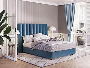 Купить кровать Орма - Мебель Изголовье Astra с основанием Raibox с ПМ (ткань бентлей)