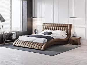 Купить кровать Орма - Мебель Атлантико (ткань бентлей)