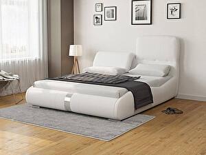 Купить кровать Орма - Мебель Лукка (ткань бентлей)