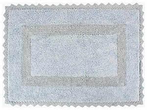 Купить коврик Arya Lupen, светло-голубой с гипюром