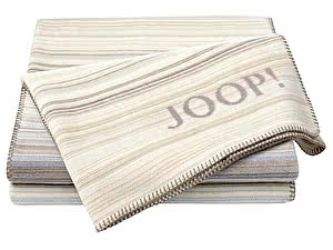 Купить плед JOOP! Soft-Stripes