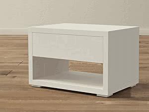 Купить тумбу Орма - Мебель Канада, белая эмаль
