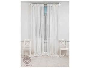 Купить штору Luxberry Curtain Line, 100% лен