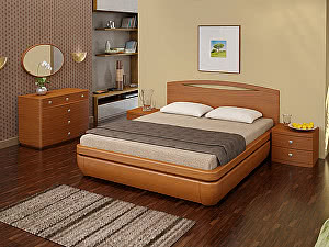 Купить кровать Toris Тау Сорен 140х190