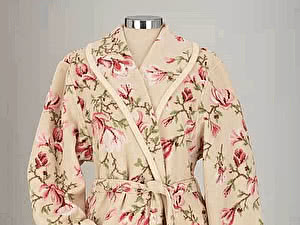 Купить халат Feiler Magnolia Beige